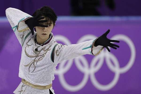 66年第一人 羽生結弦連霸冬奧男子花式滑冰金牌