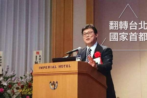 國民黨市長仍未整合,姚文智:只要三足鼎立民進黨就可取勝