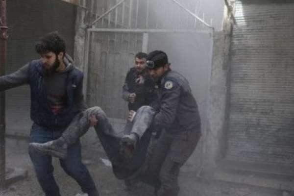 兒童慘況無以名狀!敘利亞政府軍猛攻反抗軍領地,讓聯合國兒童基金會發出「空白聲明」抗議
