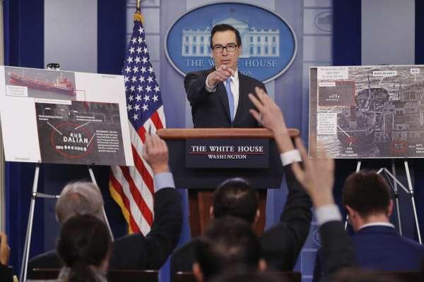 美國制裁北韓再下重手 台灣商人張永源被指控協助北韓出口煤炭