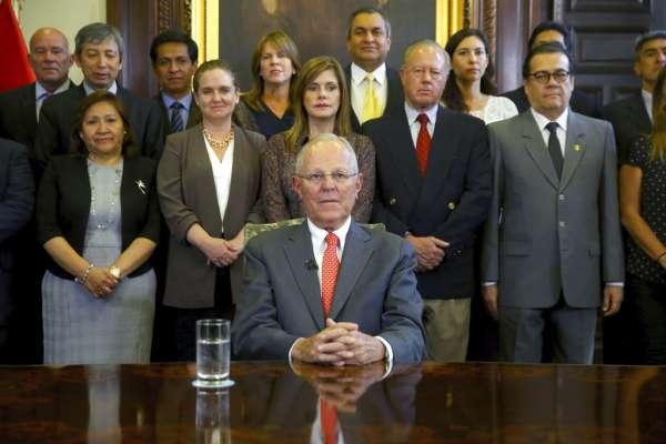 「我是清白的,一切都是藤森惠子的陰謀!」二次彈劾表決前,秘魯涉貪總統庫琴斯基宣佈辭職