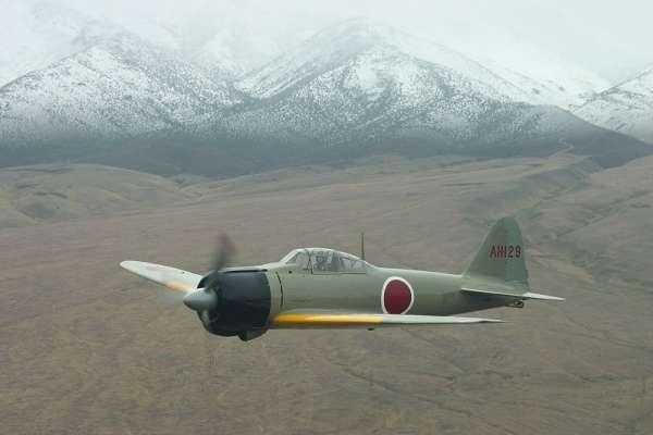 從三架零戰奇襲,窺見當時日本充滿絕望:《敗戰的勇者》選摘(3)