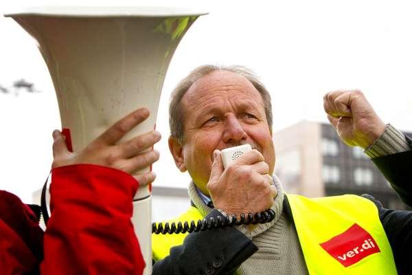 工會要求加薪6%遭拒》德國四大機場罷工,全國抗爭風雨欲來