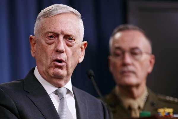 敘利亞戰爭》五角大廈:美英法聯軍精心選擇打擊目標,重創敘利亞化武戰力