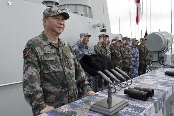 2018中國軍力報告》美國防部警告:解放軍持續準備武統台灣,美國及其盟國成轟炸機訓練目標