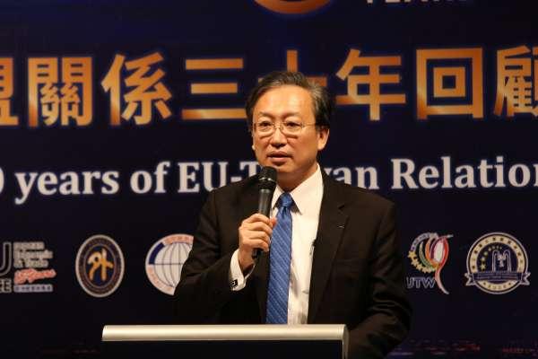 吳志中將駐法  徐斯儉接外交部政次