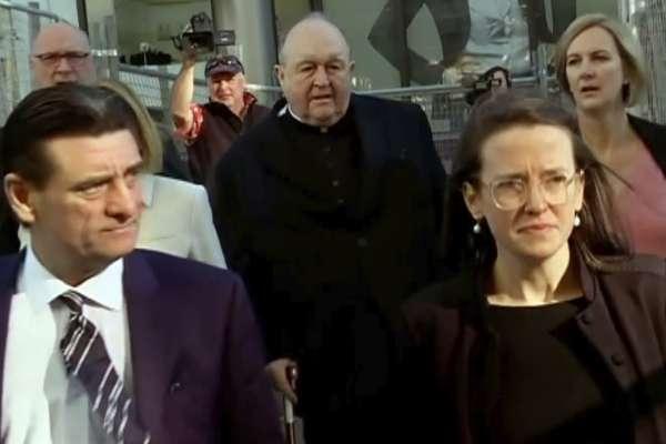 明知戀童癖神父伸狼爪卻隱匿不報!澳洲總主教被判有罪,創下天主教性侵醜聞「記錄」