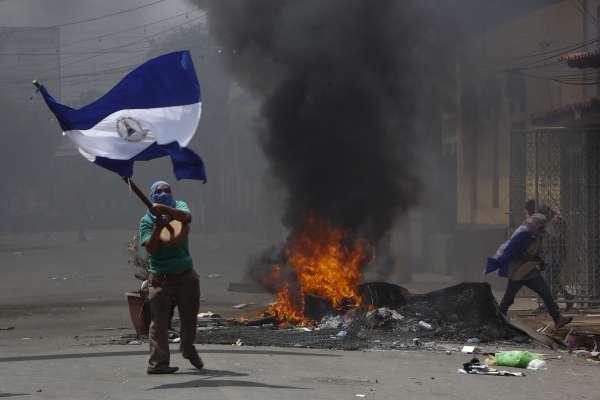 台灣友邦尼加拉瓜也在反年改》天主教會斡旋失敗 群眾再上街頭 要總統奧蒂嘉滾蛋
