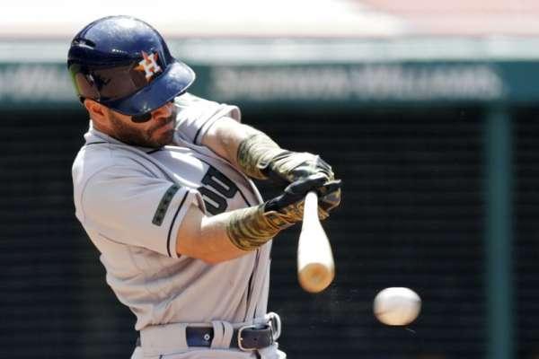 MLB》「阿土伯」連10打數敲安 被美技接殺中斷紀錄