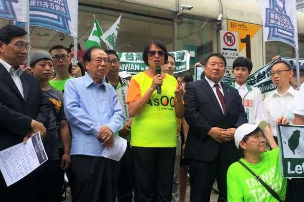 推東京奧運正名 紀政:「台灣」之名參加奧運非首例