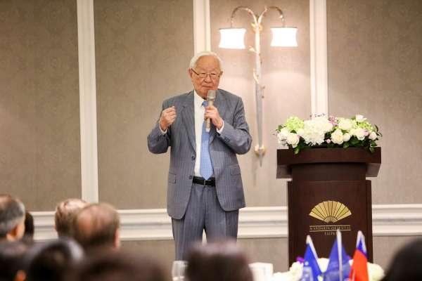 「中國補貼達100億美元」張忠謀:中國半導體產業,未來10年仍趕不上台灣