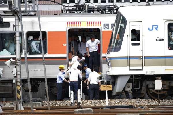 地牛襲擊關西!大阪發生規模6.1淺層強震,至少3死236傷