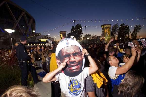 NBA》舊金山啤酒廠惡搞詹皇 推「勒布朗的眼淚」新酒