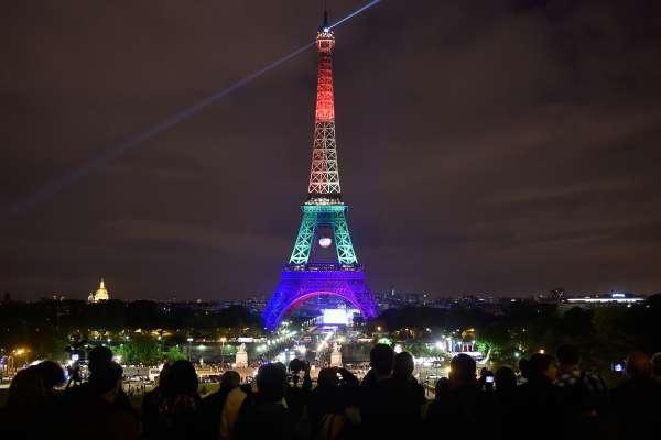 法國代表專訪