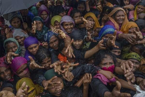 鄧鴻源觀點:印度與緬甸回教徒的悲歌