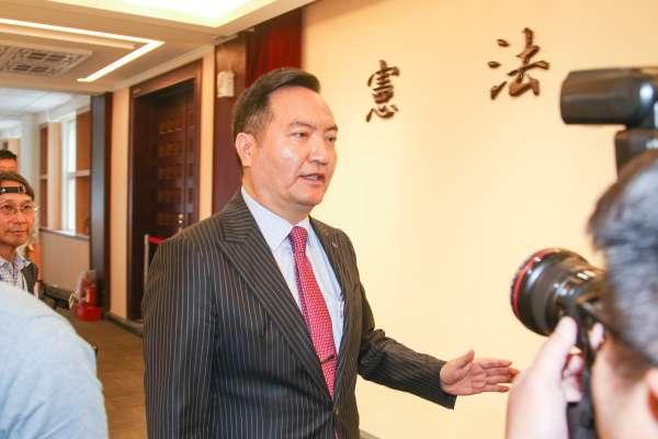 王瀚興觀點:兩蔣都不敢關上監察院釋憲之門,蔡政府準備破例?
