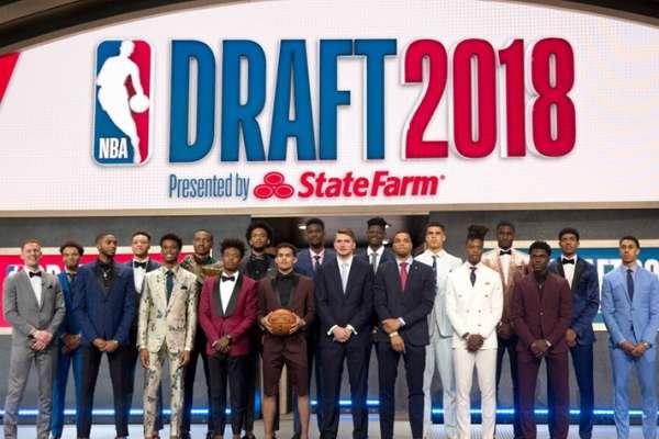 NBA》盤點NBA 18梯新秀 10大菜鳥綽號好壞排名