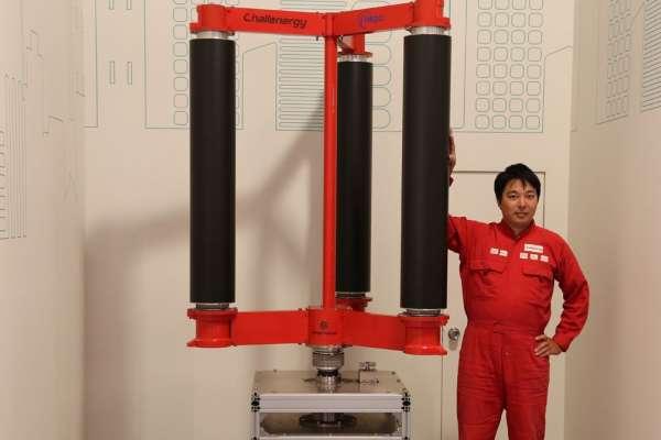缺電救星出現了?日本開發「颱風發電機」,一場颱風就蘊藏50年電力,不用實在太浪費!