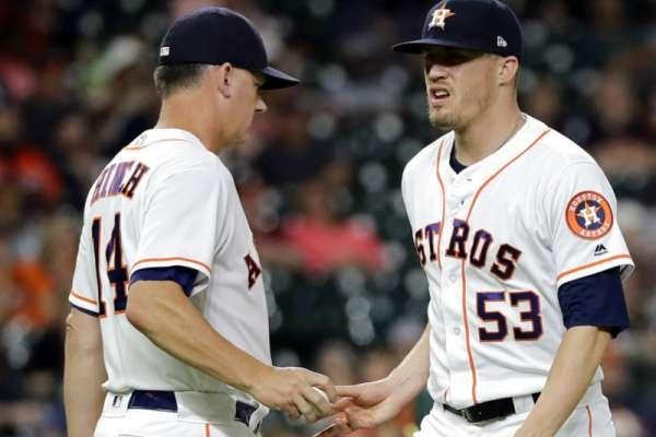 MLB》太空人終結者場上提油救火,下場對教頭爆粗口,被下放小聯盟