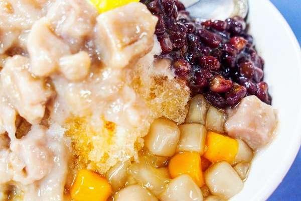 還在煩惱去哪裡吃冰?這5間銅板價古早味剉冰,料多到溢到桌上…保證俗擱大碗!