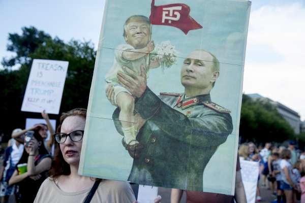 觀察者:美國總統已經淪為俄羅斯傀儡,但他真的犯下「叛國罪」嗎?