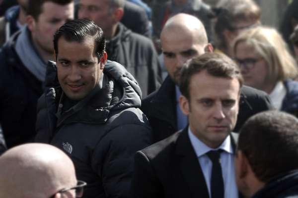 隨扈暴打抗議民眾!法國總統馬克宏深陷上任以來最大危機,被指裝聾作啞、企圖包庇