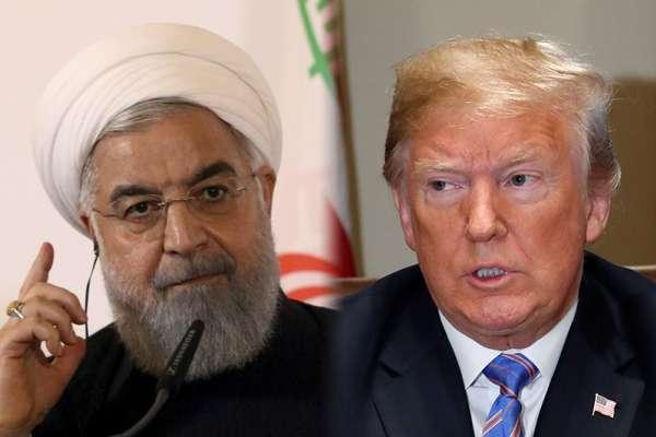 美伊領導人隔空罵戰》伊朗總統魯哈尼:與伊朗交戰是「所有戰爭的起源」 川普回嗆:永遠別再威脅美國,不然將承受嚴重後果!