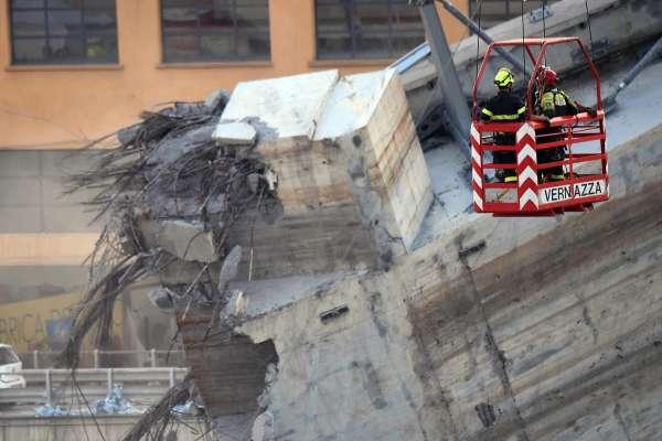 結構缺陷、年久失修、政府縮減經費... 暴雨之外,讓義大利莫蘭蒂大橋坍塌的真正元兇