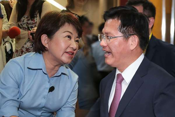 台中市長選舉》主打「陽光、空氣、水」!盧秀燕3大招挑戰林佳龍