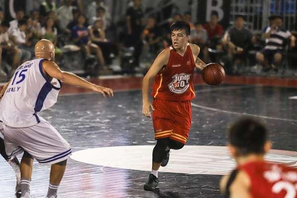 籃球》展現台灣後衛的刁鑽 陳懷安試圖讓世界看見