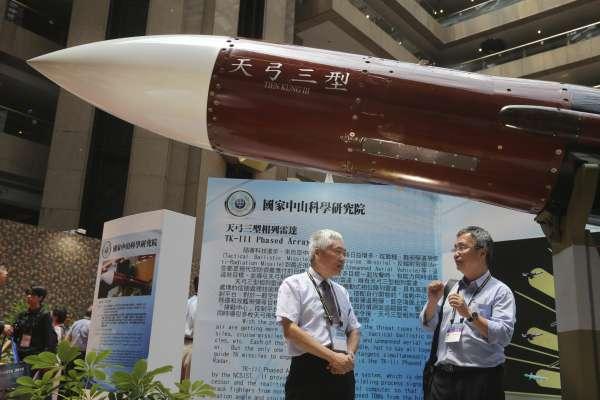對抗中國要靠「不對稱戰爭」VOA:台灣飛彈軍力全面實戰部署、提升性能、加快生產