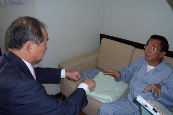 來自監獄的聲音-阿扁自述