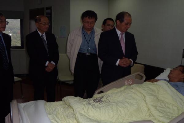 扁的醫療之路-從台北榮總到培德醫院