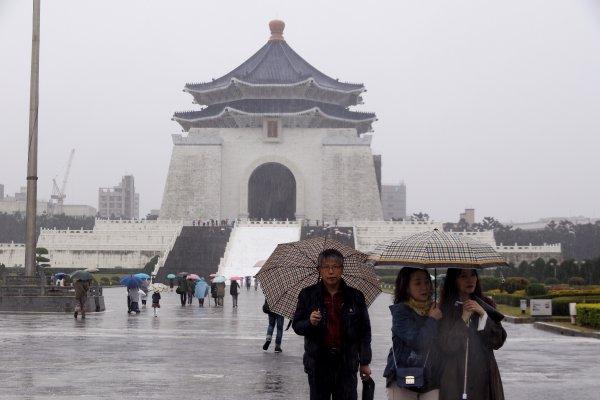 中正紀念堂轉型