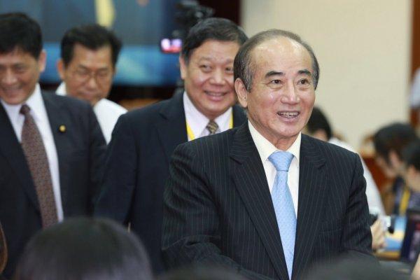 朱立倫表現如何 王金平:國民黨黨主席怎可能表現不好