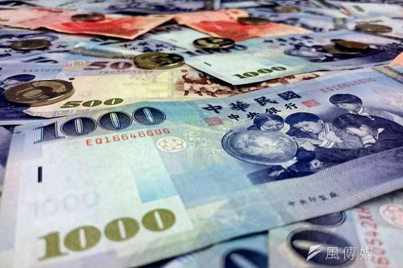 台幣(資料照,林彥呈攝)