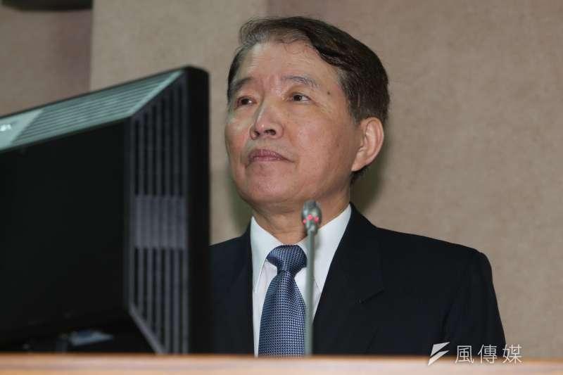 20160314-立院委員會.國防部部長高廣圻(陳明仁攝)