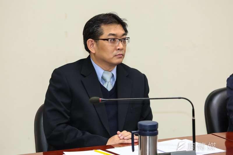 新任副秘書長張雅屏出席國民黨中常會。(顏麟宇攝)