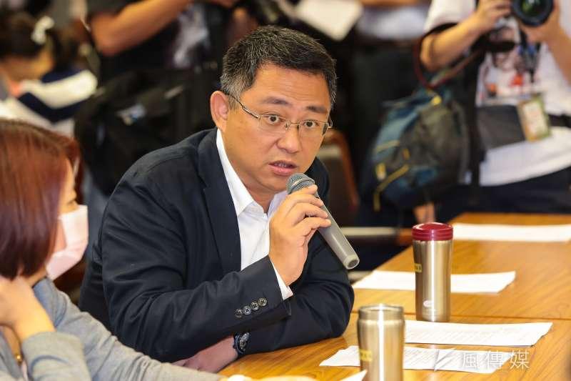 國民黨提名立委楊鎮浯參選金門縣長選舉的可能性不小。(資料照片,顏麟宇攝)