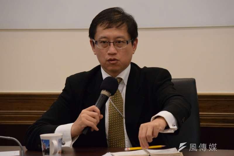 歐巴馬日前表示,「台灣人民同意,只要能持續享有某程度上的自治,就不會逕行宣佈獨立」。對此國際法學者宋承恩18日指出,這是「前國民黨政府留給我們的遺產」,也是「一中框架」的由來。(資料照,陳伯聖攝)