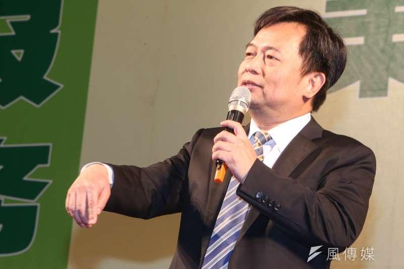 選對會召集人林錫耀說明,除非本屆有選區變動、席次增加或上屆採開放參選之外,提名名額不得低於上屆提名名額。(資料照,陳明仁攝)
