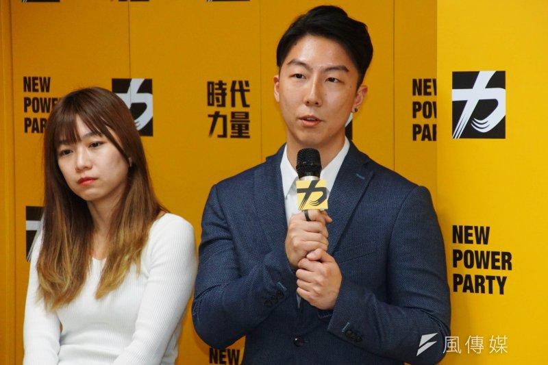 柯文哲27日赴大馬演說提到「去蔣化不能解決台灣的問題」,對此時代力量發言人吳崢直批,「市長真的不了解轉型正義」。(資料照,盧逸峰攝)