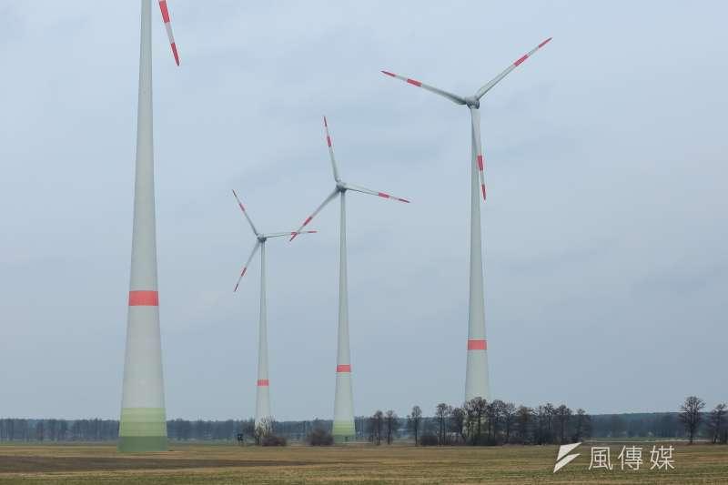 作者認為綠能融資恐有困難。(顏麟宇攝)