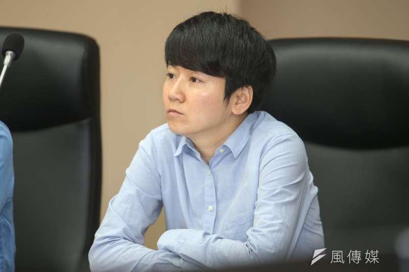 20170524台北市共融式遊戲場政策研討會.台北市議員許家蓓(陳明仁攝)