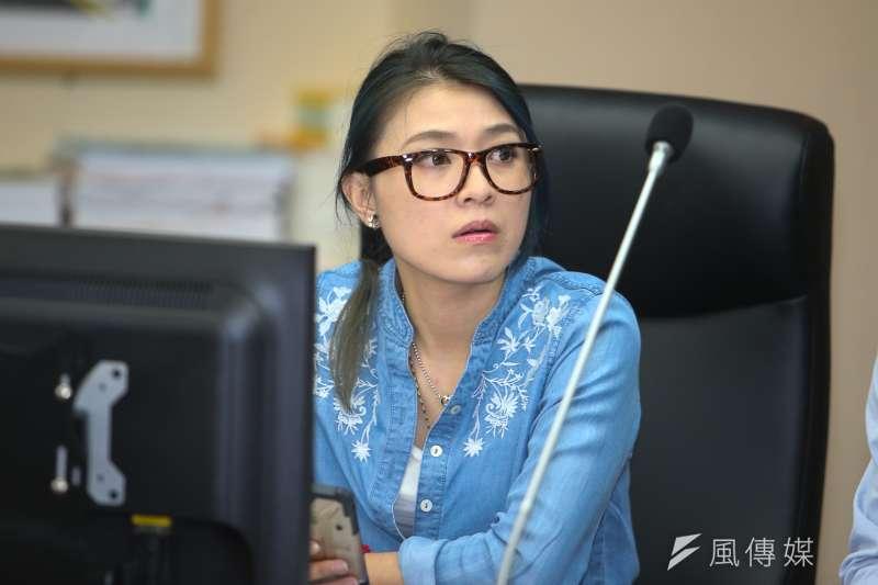 20170524台北市共融式遊戲場政策研討會.台北市議員顏若芳(陳明仁攝)