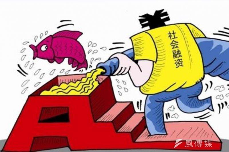 中國社融後背受撐,明斯基時刻仍遙遠未至