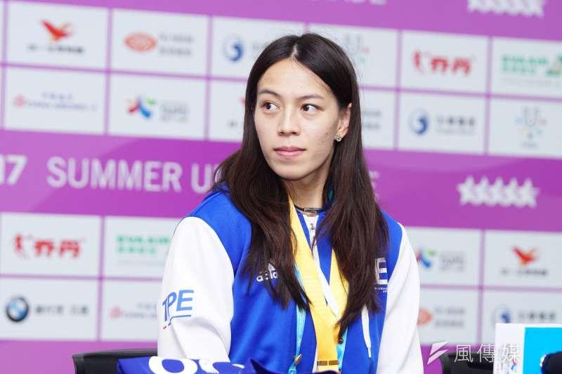 台灣舉重好手郭婞淳,赴美準備世錦賽,她希望東京奧運能拿金牌,但更希望把自己的世界紀錄成績再舉高一點。(資料照,盧逸峰攝)