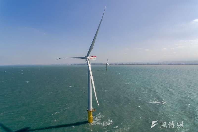 被經濟部選為離岸風電示範業者的福海,今(3)日環評委員直接做出「建議不應開發」結論。(資料照,取自上緯官網)