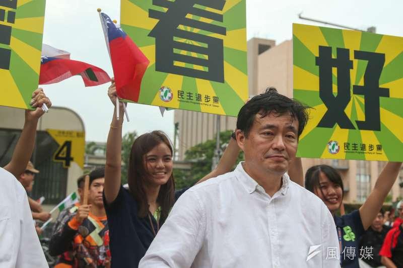 民進黨原先有意在11選區提35歲以下年輕人計畫,因黨內反彈取消。(資料照片,陳明仁攝)