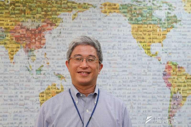 全球民主國家推動民主價值的重要對話平台「民主社群」,將在美國舉行第9屆大會,「台灣民主基金會」(TFD)執行長徐斯儉將代表台灣出席。(陳明仁攝)